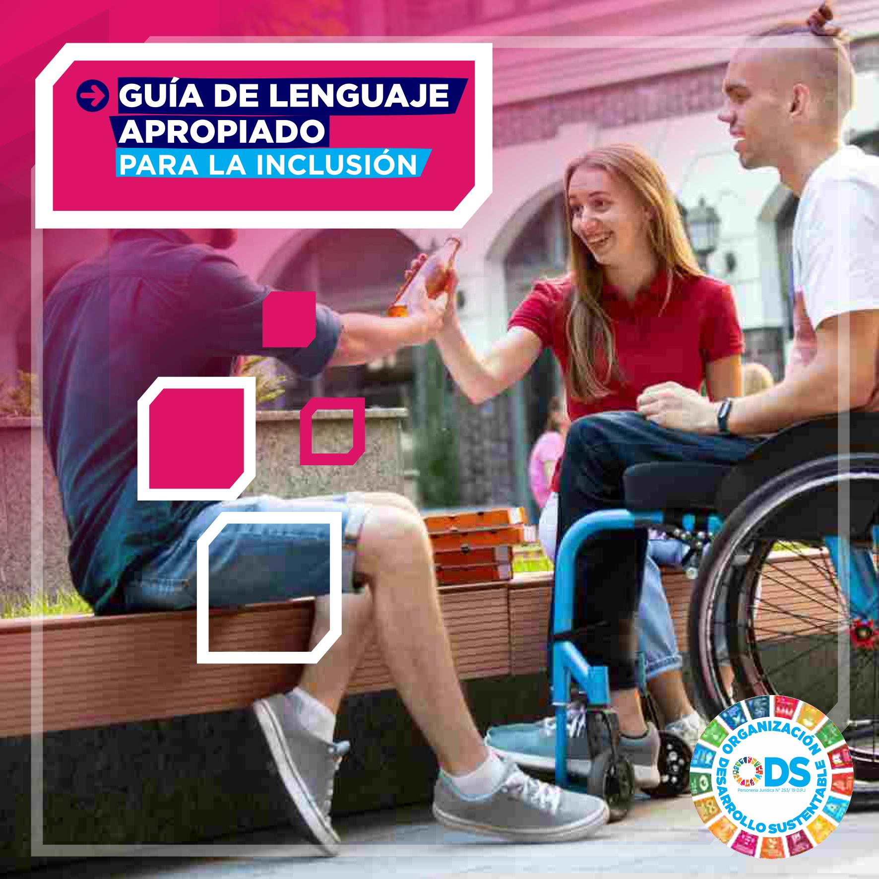 GUIA DE LENGUAJE APROPIADO PARA LA INCLUSION